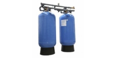 Fleck Simplex - Model 2850 - Industrial Water Softener