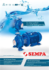 Model TKF-M - Single Stage Centrifugal Pump Brochure