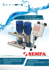 Model SPK - SPS - SPL - Booster Pump Brochure