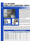 MASTRRR - Series 32PT - Submersible Non-Vacuum Liquid Chemical Mixer Brochure