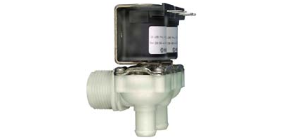 Model DN 10 - 2/2-way Servo-Controlled and Normally Closed (NC) Solenoid Valve