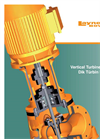 Vertical Turbine Pump Datasheet