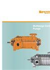 Multistage Centrifugal Pump - Brochure