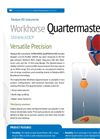 Teledyne RDI - Workhorse Quartermaster ADCP - Brochure