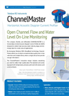 Teledyne RDI - ChannelMaster H-ADCP - Brochure