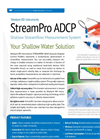 Teledyne RDI - StreamPro ADCP - Brochure