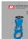 Knife Gate Valve Brochure