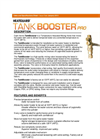 Tank Booster Thermostatic Mixing Valve Brochure