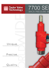 Model 7700 Series - Safety Relief Valve Brochure