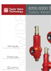 Model 8200/8300 Series - Safety Relief Valve Brochure