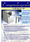 AMD QuAS³AR Multi Application High Performance Mass Spectrometer Brochure