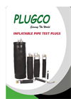 PLUGCO - Inflatable Pipe Test Plugs - Brochure Catalog