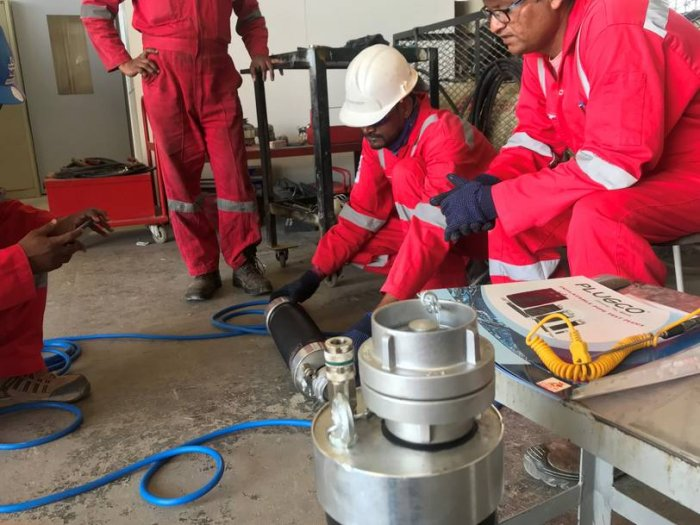 Oil and Gas Pipe Plug for Oman - Case Study