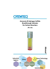 Ammonia & Hydrogen Sulfide Breakthrough Indicator For Carbon Absorbers Manual