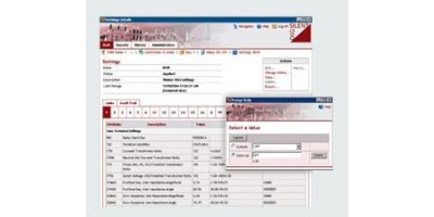DIgSILENT StationWare - Management System Software