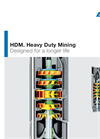 Heavy Duty Mining Brochure
