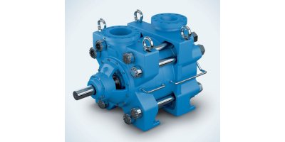 ANDRITZ - Model HPM Series - High-pressure Mining Pumps