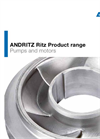 ANDRITZ Submersible Motors SM Series Brochure