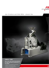 PULVERISETTE 1, Model I Classic Line Jaw Crusher Brochure