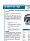 Model 2000C - Automatic Control For Ton Cylinder Valves Specification Datasheet