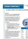 RC Model - Actuator Automatic Control For Cylinder And Container Valves Datasheet