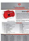 Interceptor - Model 3113 I-FV - Isolation Valve  Brochure