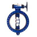 Milliken - Model 511 - Flanged/510 Mechanical Joint Butterfly Valve