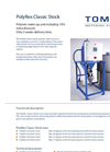 Polymore/PolyRex - Dissolving and Dosing System Brochure