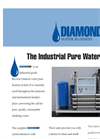 Diamond Skid - Model DS - Reverse Osmosis Drinking Water Purification System Brochure