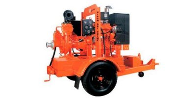 Godwin Dri-Prime - Model HL80M - Diesel Pumps