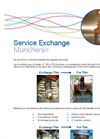 Series A Muncher - Service Exchange Brochure (PDF 261 KB)