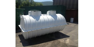 Model GF150 - Wastewater Treatment System