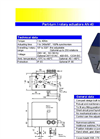 Model AN 40 - Rotary Actuator Brochure