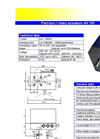 Model AN 100 - Rotary Actuator Brochure