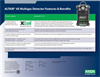 ALTAIR - 4X - Multigas Detector Featured & Benefits Brochure