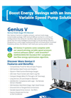 Genius - Model V - Multi-Stage Stacked Pumps Brochure