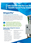 WisperFlo - Submersible Turbine Pump Brochure
