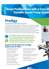 Prodigy - Stainless Steel End Suction Pumps Brochure