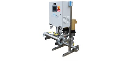 Prodigy - Stainless Steel End Suction Pumps