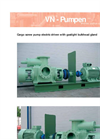 Marine Pumps and Equipment  Brochure