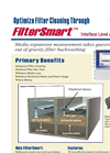 Filter Smart - Interface Level Analyzer - Primary Benefits - Brochure