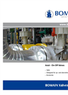 Axial On-Off Valve Brochure