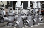 Water Injection Control Valves