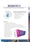 BioSide HS-15% for the Oil and Gas Industries Brochure