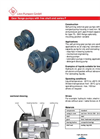 Model F - Gear Flange Pumps Brochure