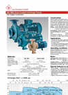 Model NM-NMS - Close Coupled Centrifugal Pumps Brochure