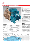 Model NM, NMD - Close Coupled Centrifugal Pumps Brochure