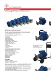 Model MAG - Impeller Pumps Brochure