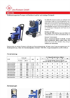 Model MAG-BG - Self Priming Impeller Pumps Brochure