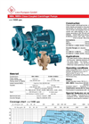 Model NM4, NMS4 - Close Coupled Centrifugal Pumps Brochure